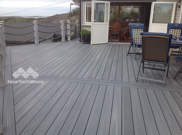 How to build a deck at your home space